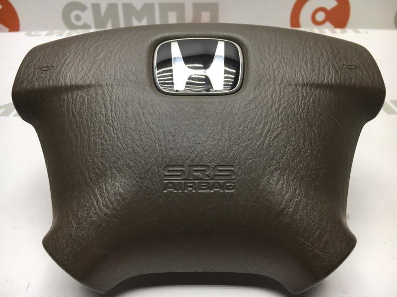 Подушка безопасности Honda Civic ES9 LDA 2002 В руль. (б/у)