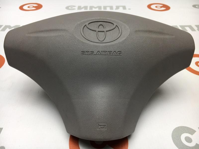 Подушка безопасности Toyota Platz NCP16 2NZ 2000 В руль. (б/у)