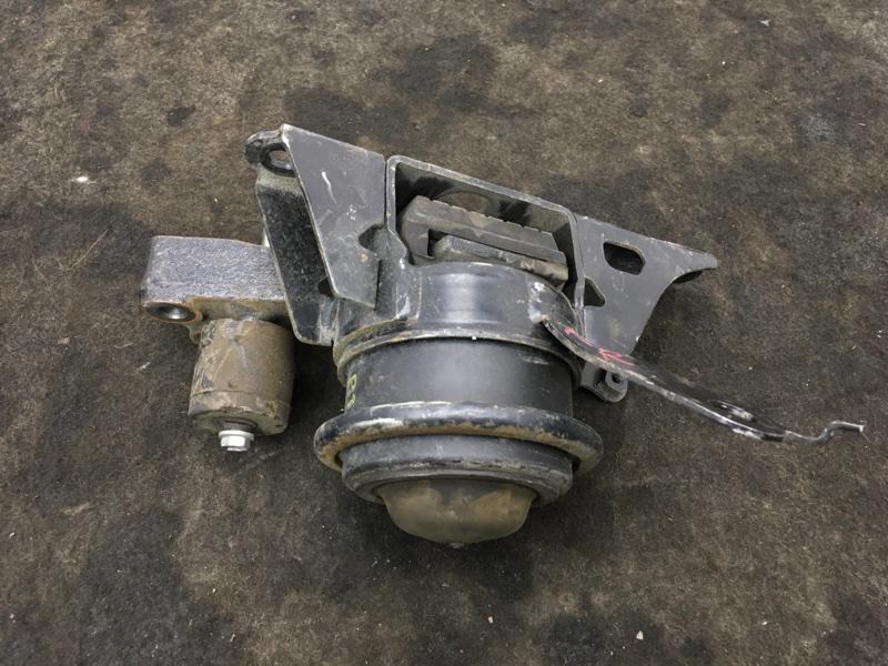 Подушка двигателя Toyota Aqua NHP10 1NZ-FXE 2012 левая (б/у)