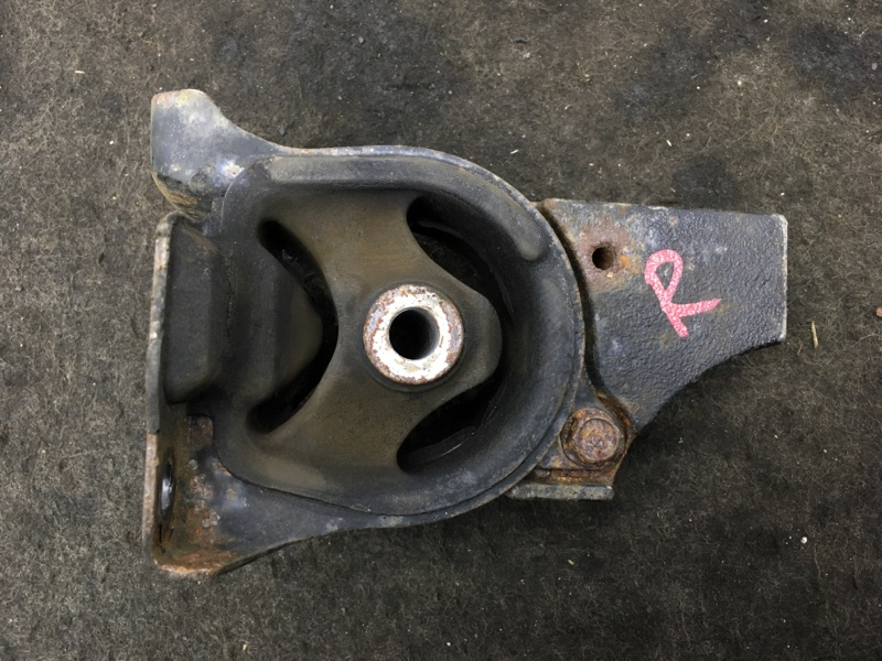 Подушка двигателя Honda Accord CF3 F18B 2001 задняя МКПП (б/у)