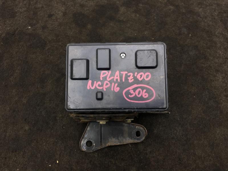 Блок abs Toyota Platz NCP16 2NZ 2000 44510-52160 (б/у)