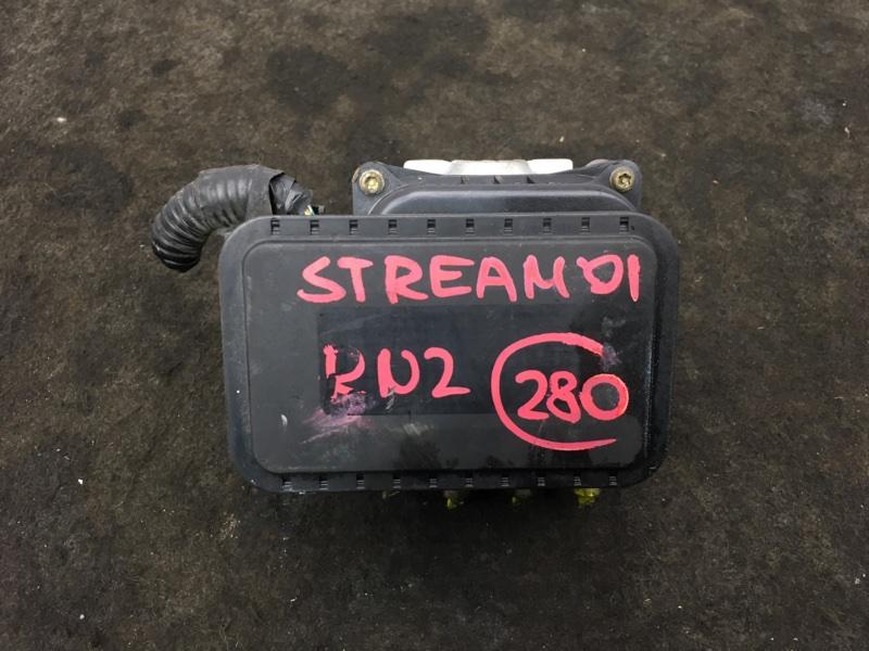 Блок abs Honda Stream RN2 D17A 2001 (б/у)