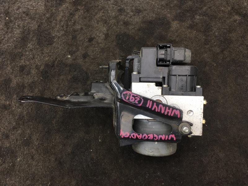Блок abs Nissan Wingroad WHNY11 QG18 2004 (б/у)