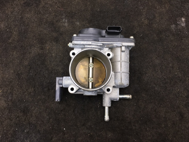 Заслонка дроссельная Subaru Forester SH5 EJ204 2009 (б/у)