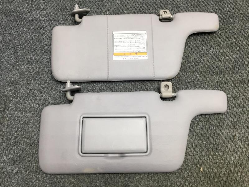 Козырек солнцезащитный Nissan Wingroad WHNY11 QG18 2004 Продаются парой. (б/у)