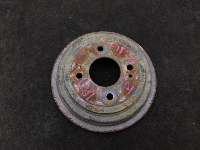 Барабан тормозной Honda Fit GD1 L13A 2003 задний правый (б/у)