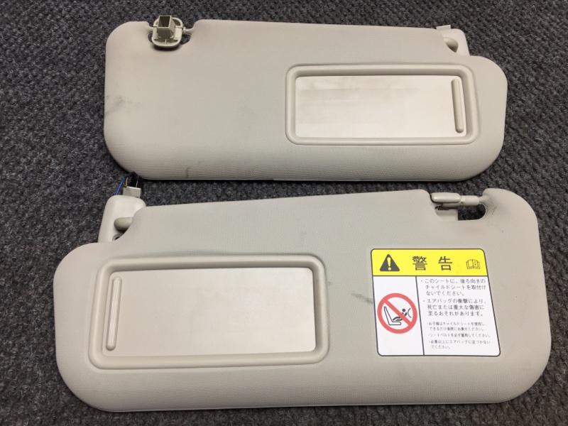 Козырек солнцезащитный Mazda Atenza GH5FS L5 2008 Продаются парой. (б/у)