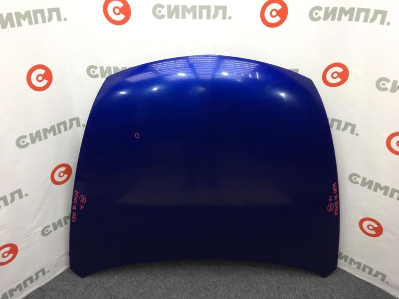 Капот Mazda Atenza GH5FS L5 2008 Небольшая вмятина (см. фото). (б/у)