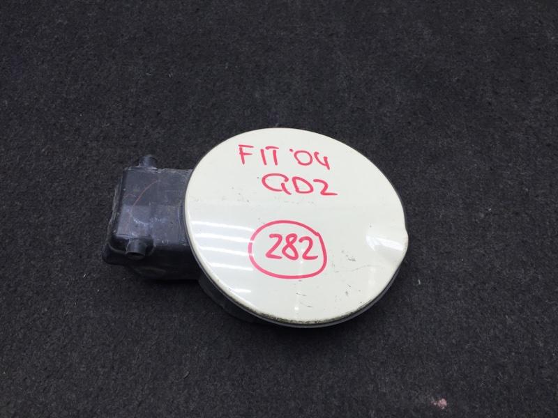 Лючок топливного бака Honda Fit GD2 L13A 2004 (б/у)