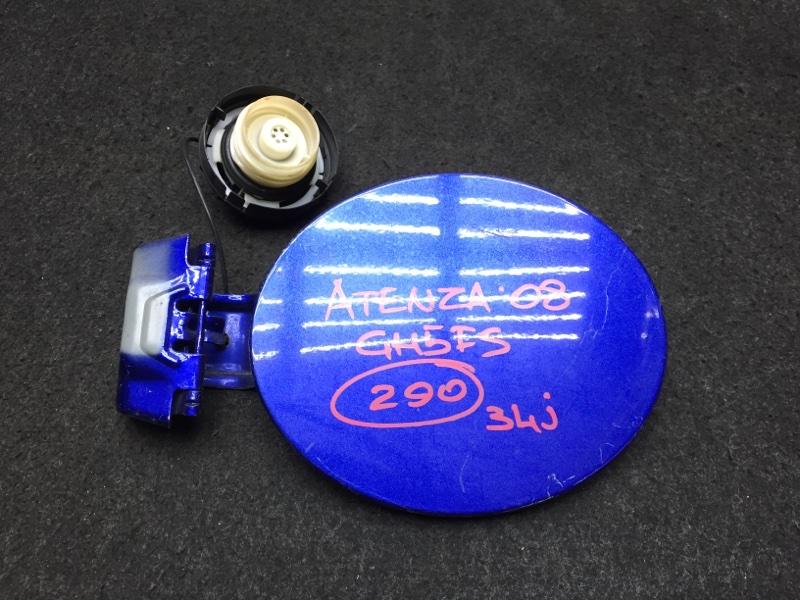 Лючок топливного бака Mazda Atenza GH5FS L5 2008 (б/у)