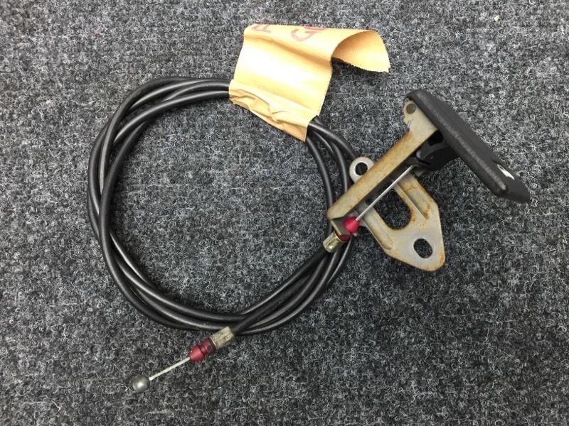 Тросик замка капота Honda Fit GD2 L13A 2004 (б/у)