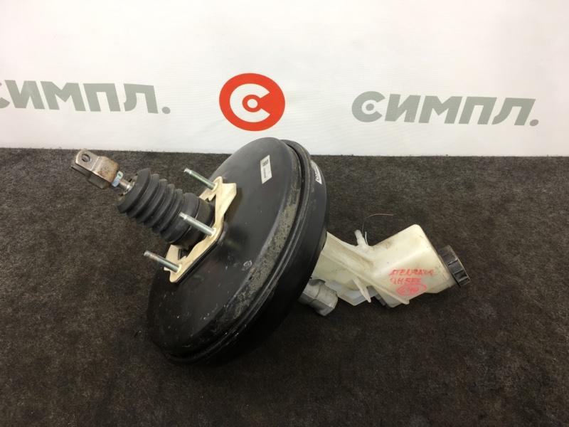 Вакуумный усилитель тормозов Mazda Atenza GH5FS L5 2008 ГТЦ + вакуумный усилитель (б/у)