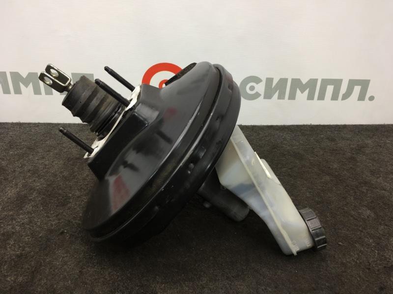 Вакуумный усилитель тормозов Mazda Axela BL6FJ Z6 2011 ГТЦ + вакуумный усилитель (б/у)