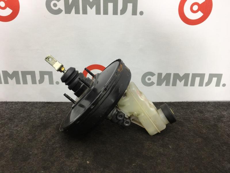 Цилиндр главный тормозной Toyota Funcargo NCP25 1NZ 2000 ГТЦ + вакуумный усилитель (б/у)