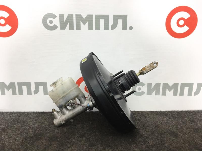 Вакуумный усилитель тормозов Nissan Wingroad WHNY11 QG18 2004 ГТЦ + вакуумный усилитель (б/у)