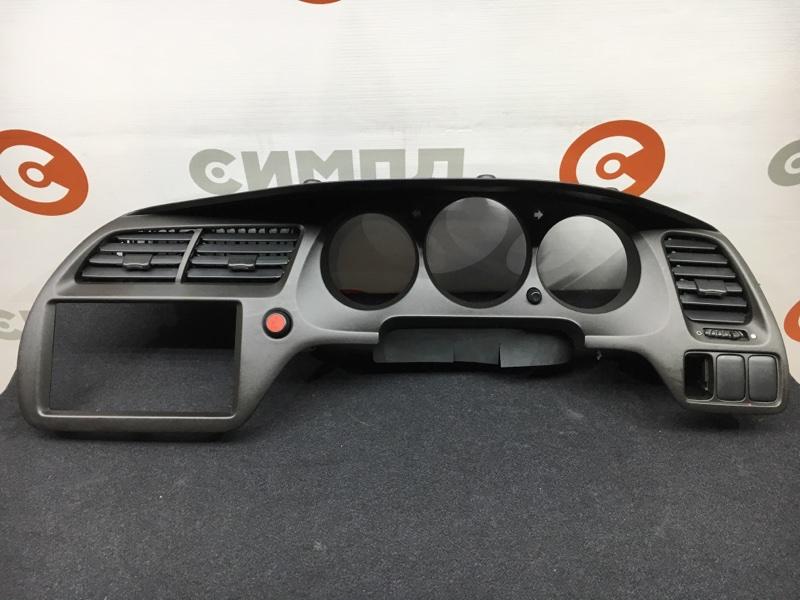 Консоль центральная Honda Accord CF3 F18B 2001 (б/у)