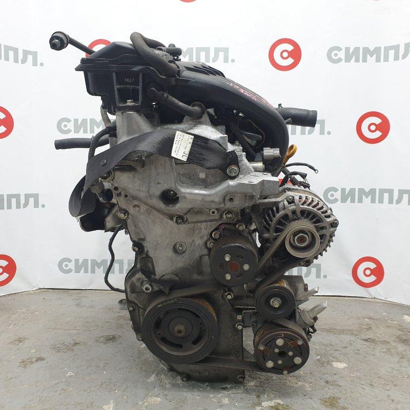 Генератор Nissan Juke YF15 HR15 2011 Фишка овальная 3 контакта. (б/у)
