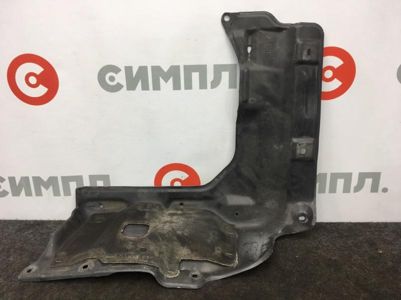 Защита двигателя Toyota Corolla Fielder ZZE123 2ZZ 2003 передняя правая (б/у)