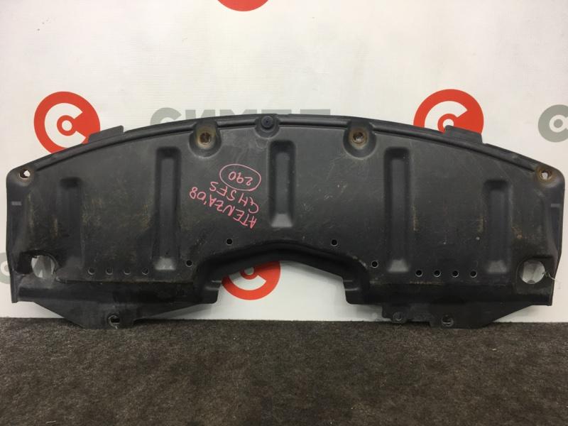 Защита двигателя Mazda Atenza GH5FS L5 2008 Дефект креплений (см. фото). (б/у)