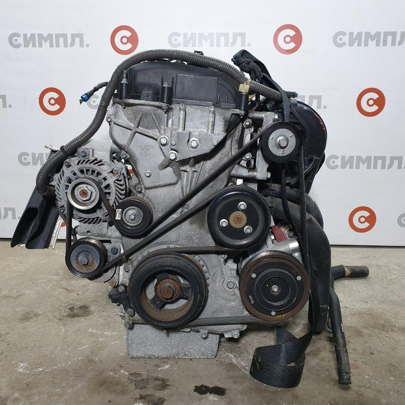 Патрубок радиатора Mazda Atenza GH5FS L5 2008 нижний (б/у)
