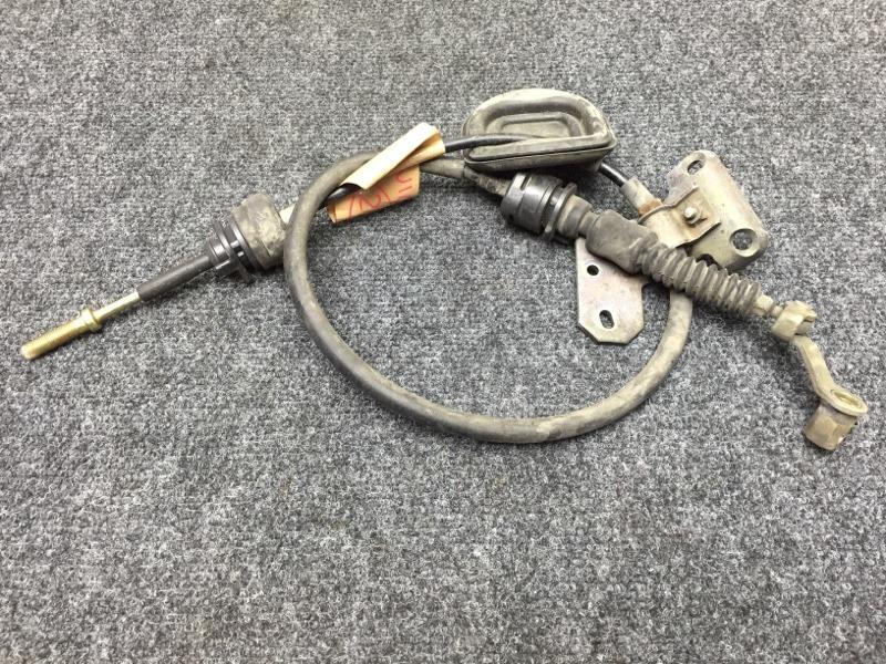 Тросик переключения кпп Honda Civic EU1 D15B 2001 (б/у)