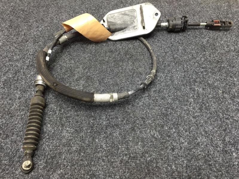 Тросик переключения кпп Toyota Aqua NHP10 1NZ-FXE 2012 (б/у)