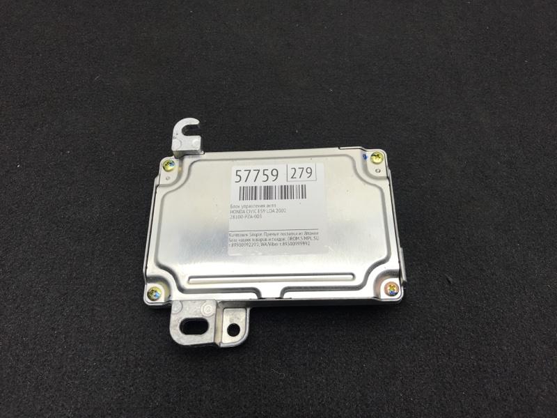 Блок управления акпп Honda Civic ES9 LDA 2002 49 ящик (б/у)