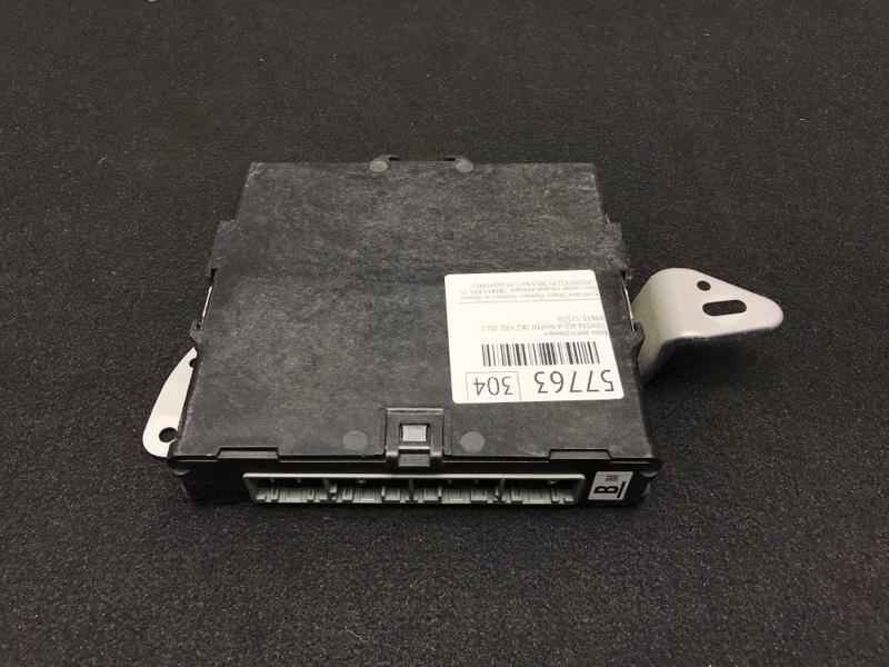 Блок электронный Toyota Aqua NHP10 1NZ-FXE 2012 49 ящик (б/у)