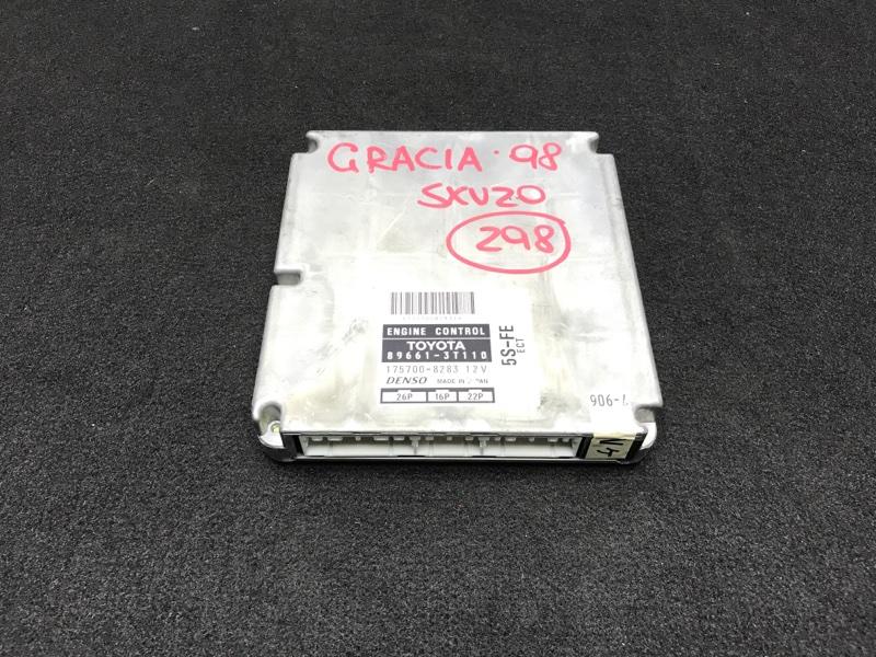 Блок управления двс Toyota Camry Gracia SXV20 5S 1998 49 ящик (б/у)