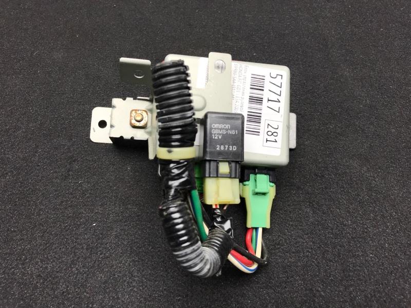 Блок управления рулевой рейкой Honda Fit GD1 L13A 2003 49 ящик (б/у)