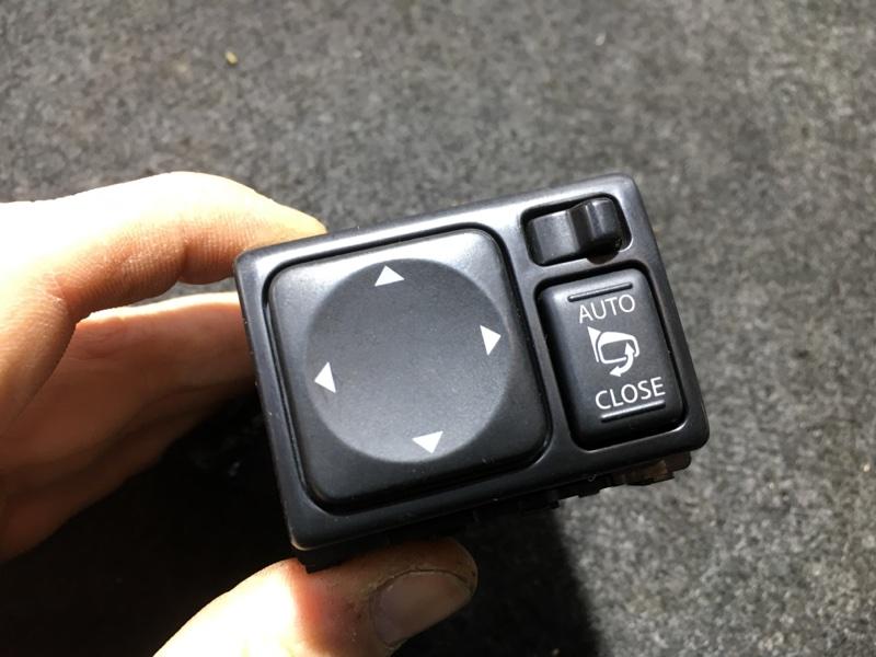 Блок управления зеркалами Nissan Juke YF15 HR15 2011 (б/у)