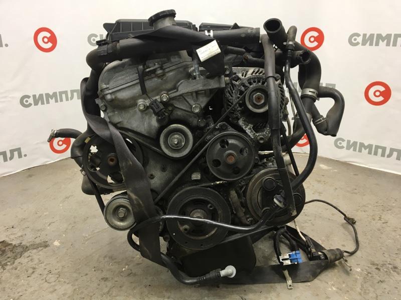 Генератор Mazda Axela BL6FJ Z6 2011 Фишка овальная, 3 контакта. (б/у)
