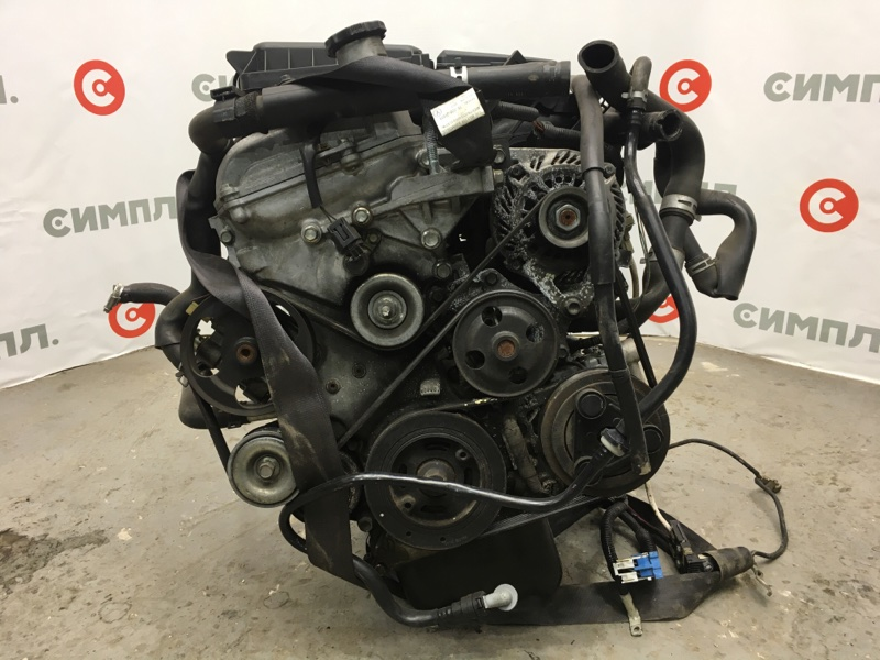 Проводка двс Mazda Axela BL6FJ Z6 2011 (б/у)