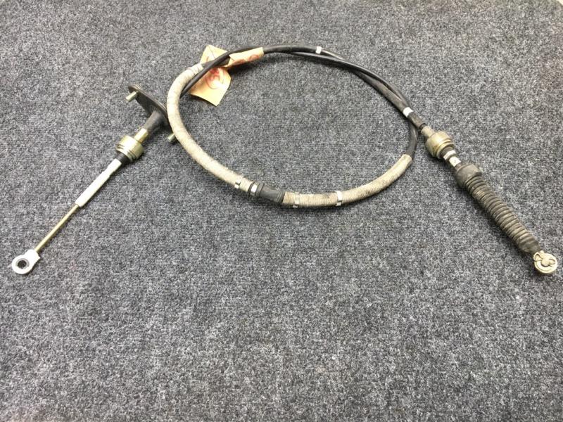 Тросик переключения кпп Toyota Gaia SXM10 3S 1998 (б/у)
