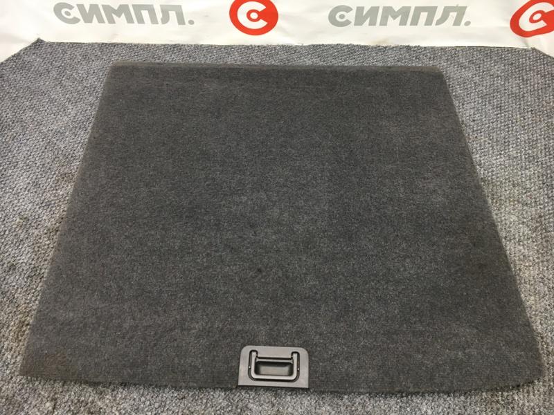 Панель пола багажника Subaru Forester SF5 EJ201 2001 (б/у)
