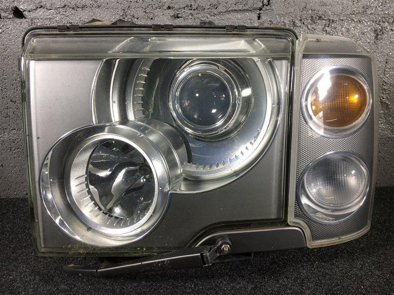 Фара Land Rover Range Rover L322 448S 2004 правая 501846 Ксенон. (б/у)