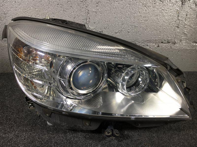 Фара Mercedes-Benz C-Class S204 M271DE18AL 2011 правая 501858 Ксенон. (б/у)