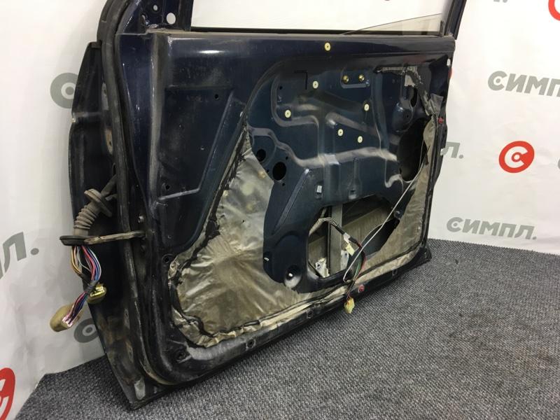 Дверь боковая Mitsubishi Pajero V26 4M40 1994 передняя правая 10958 3х - дверная комплектация. (б/у)