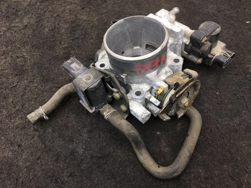 Заслонка дроссельная Honda Stream RN2 D17A 2001 (б/у)