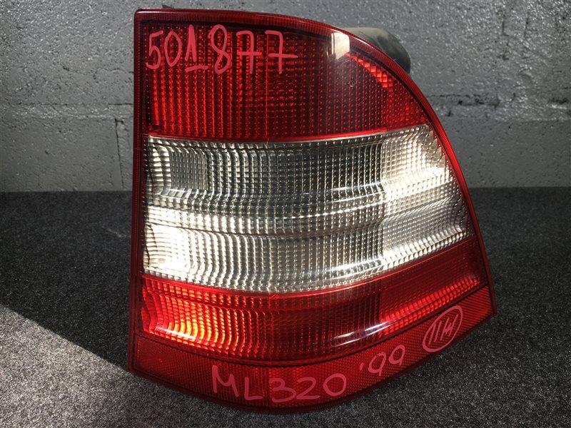Задний фонарь Mercedes-Benz M-Class W163 112.942 1999 задний правый 501877 Дорестайл. (б/у)
