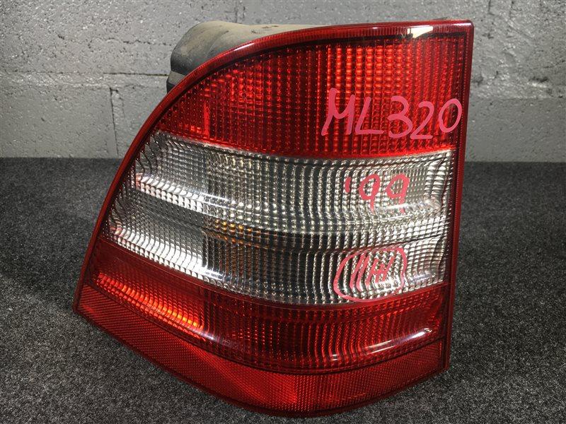 Задний фонарь Mercedes-Benz M-Class W163 112.942 1999 задний левый 501879 Дорестайл. (б/у)