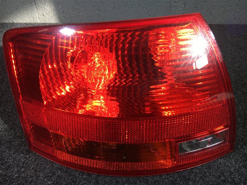 Задний фонарь Audi A4 8EALTWA4 8EALT 2006 задний левый 501882 Универсал. (б/у)