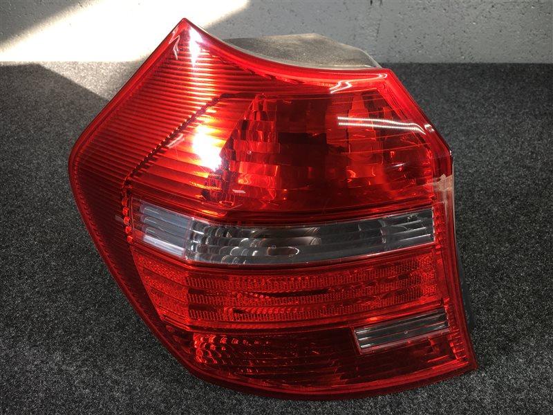 Задний фонарь Bmw 1-Series E87 N45B16 2007 задний левый 501890 (б/у)
