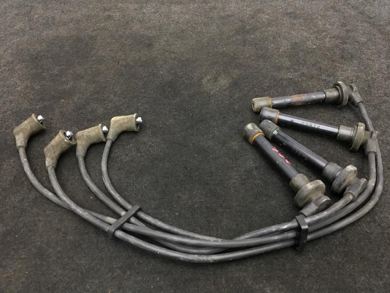 Высоковольтные провода Honda Accord CF5 F20B 2000 Продаются комплектом как на фото. (б/у)