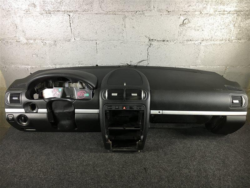 Торпедо Porsche Cayenne 955 M48 0081402781 2004 501898 Дефект (см. фото). (б/у)