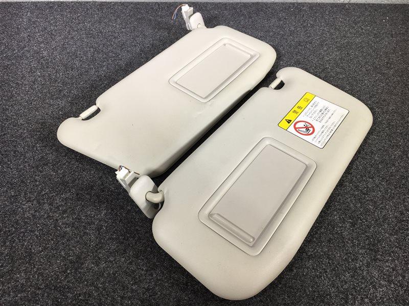 Козырек солнцезащитный Mazda Cx-5 KEEFW PE 2012 501918 Продаются парой. (б/у)