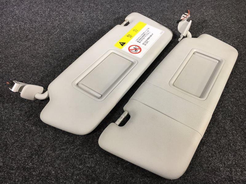 Козырек солнцезащитный Audi A4 B8 CDH 2008 501923 Продаются парой. (б/у)