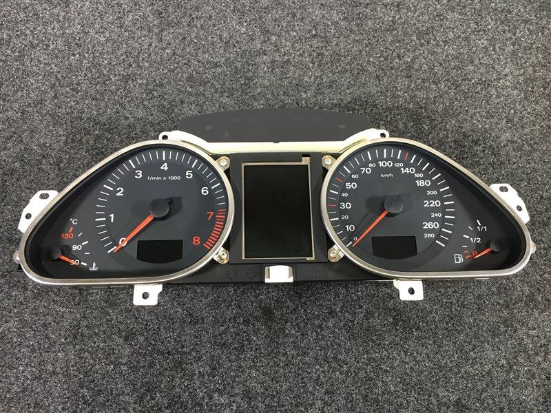 Панель приборов Audi A6 4F2 BDX 2008 501925 (б/у)