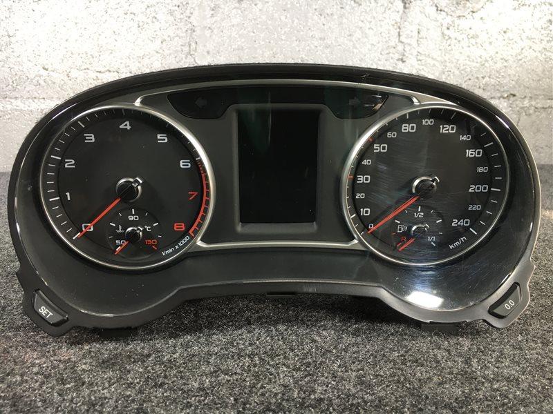 Панель приборов Audi A1 8XA CAXA 2011 501933 (б/у)