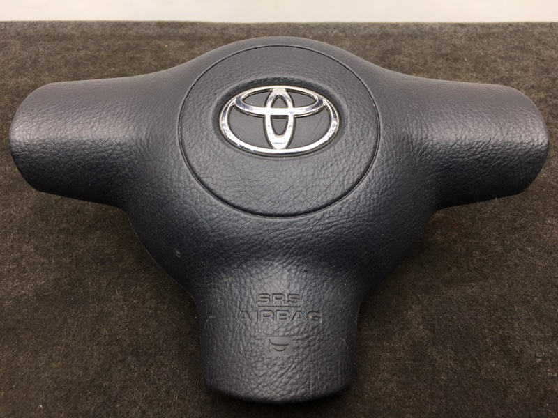 Подушка безопасности Toyota Rav4 ACA20 2004 правая В руль. Без заряда. (б/у)